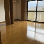 6帖洋室です♪広々収納スペース付き♪(居間)