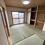 6帖和室です♪広々収納スペス付き♪(居間)